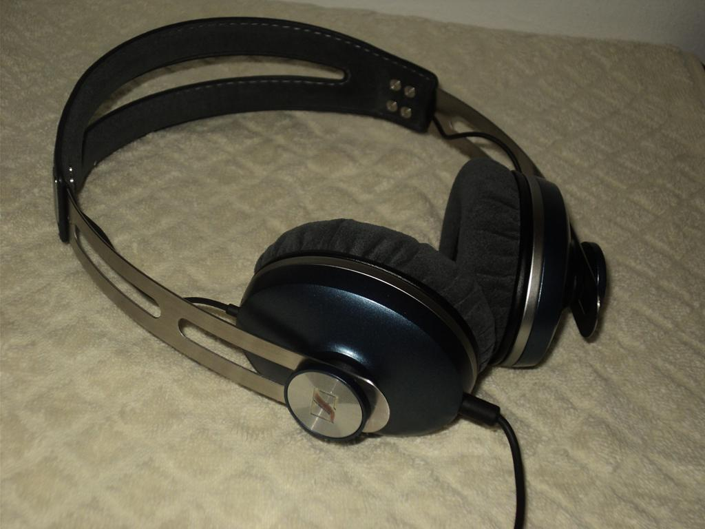 The Sennheiser Momentum on-ear