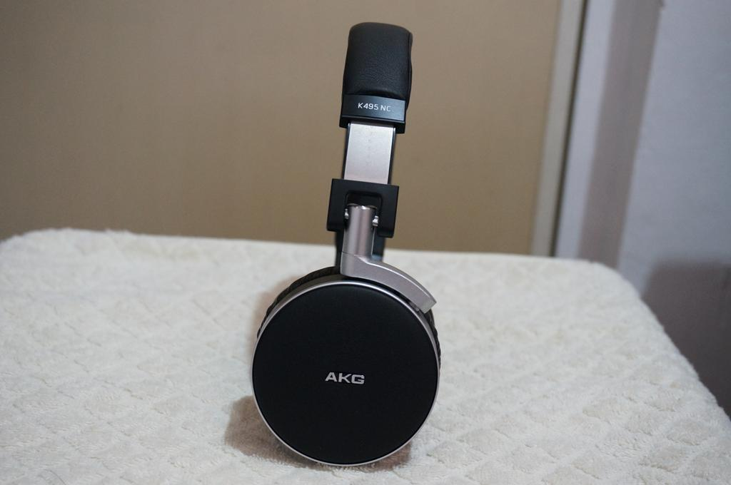 AKG K495 sound