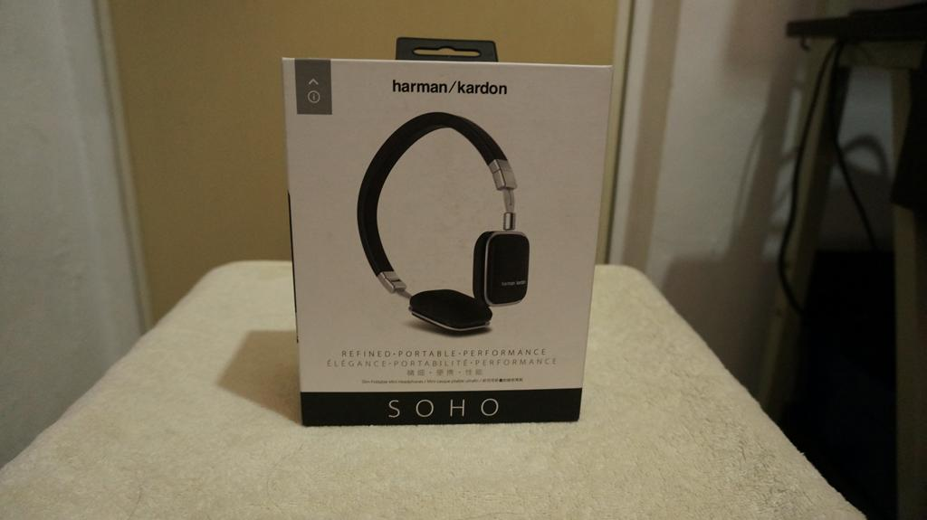 Harman Kardon Soho box