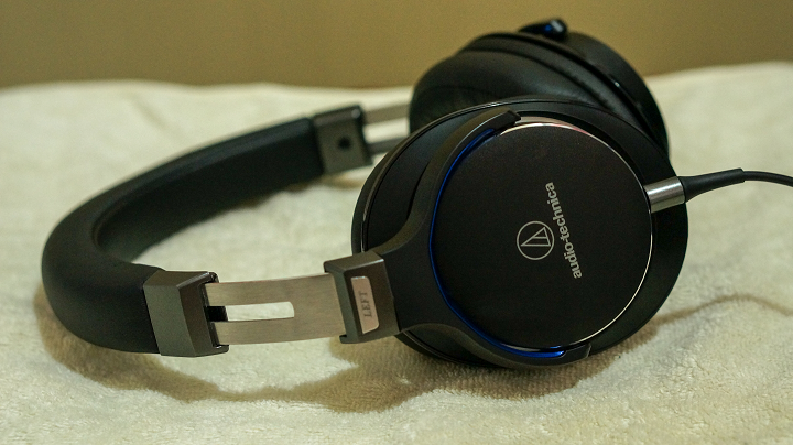 Audio-Technica MSR7 headphone