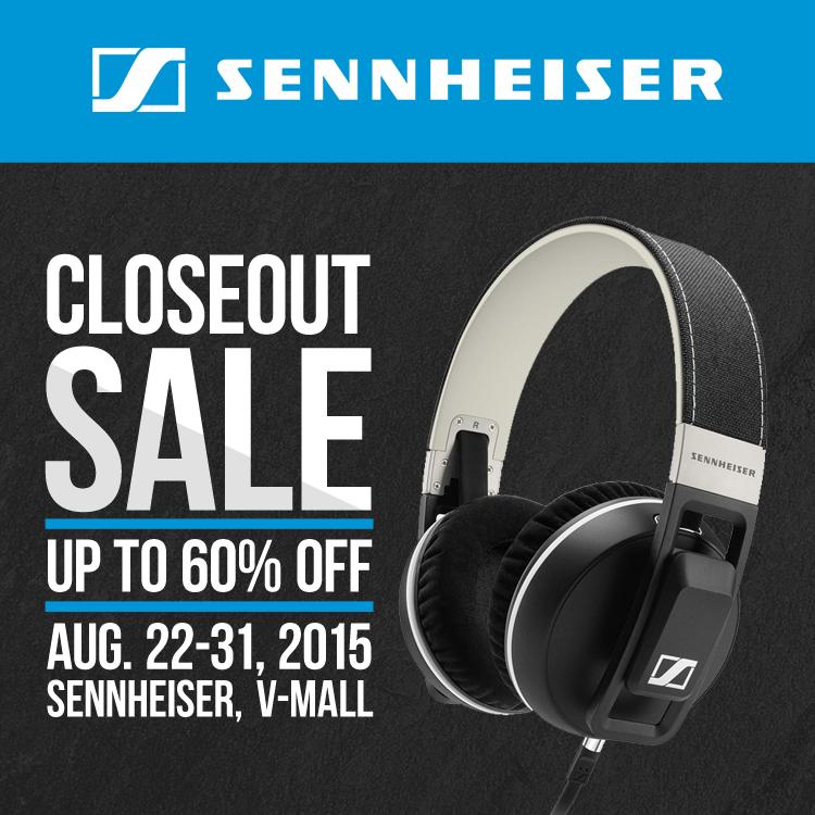 Sennheiser Closeout Sale