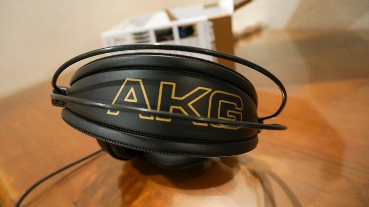 AKG K240 headband