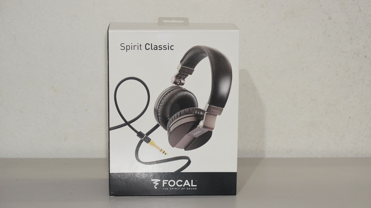 Focal Spirit Classic box