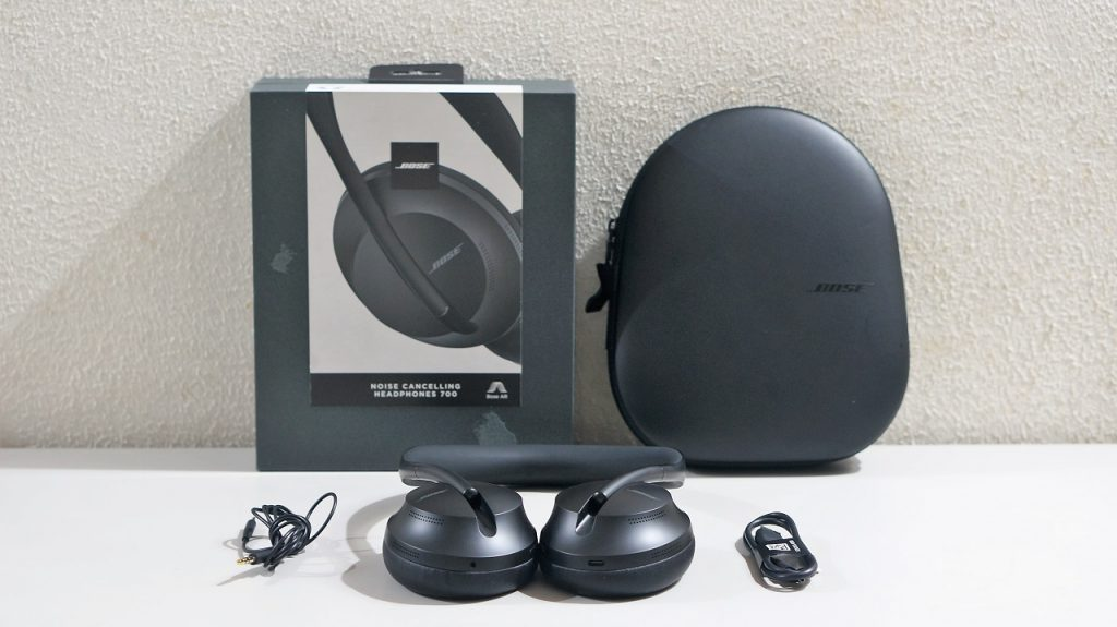 Bose 700 packaging