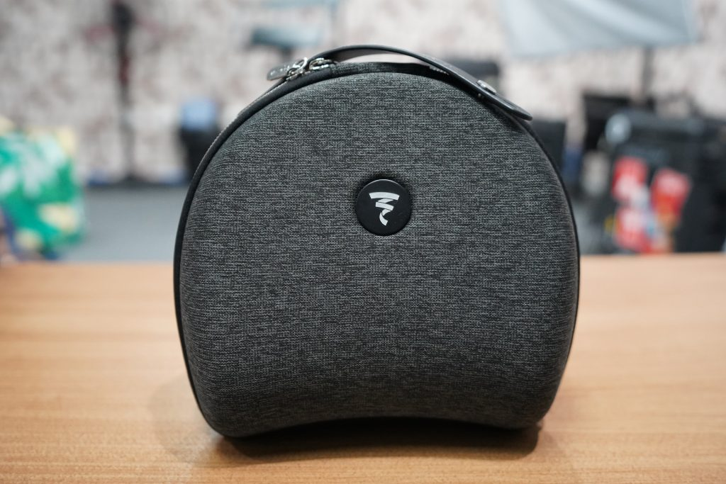 Focal Clear travel case