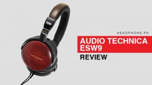 Audio-Techncia ESW9 long-term review
