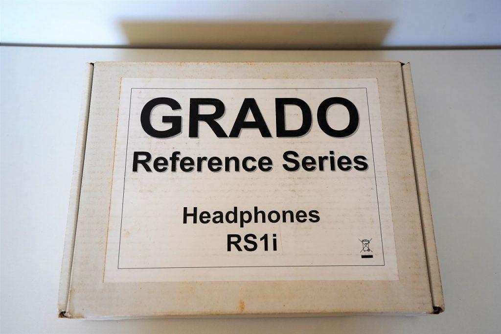 Grado RS1i box