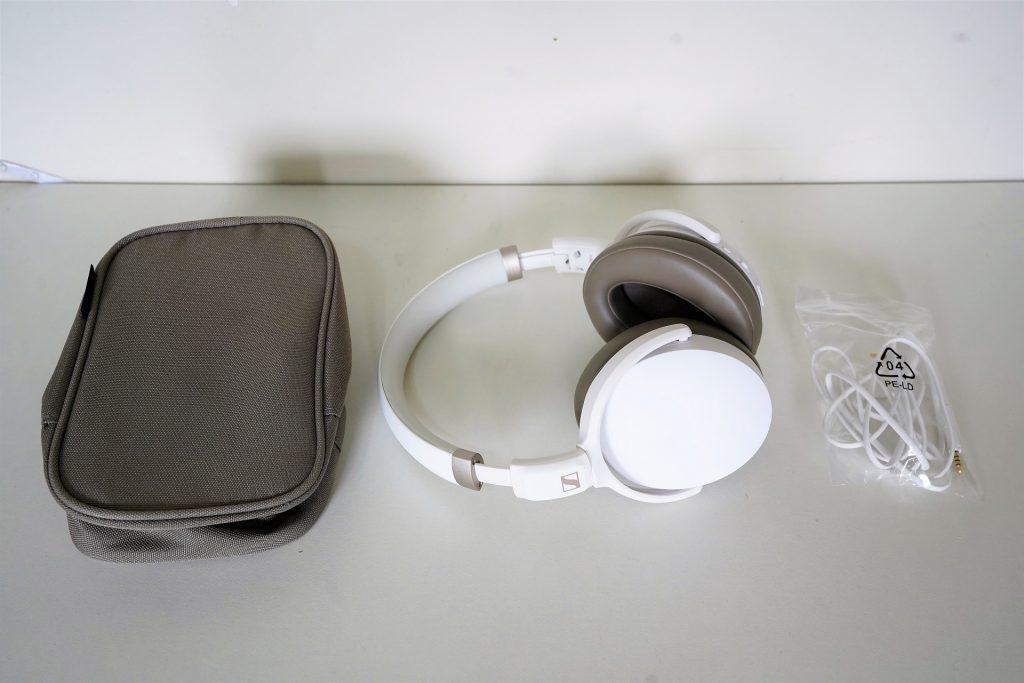 Sennheiser HD450 BT accessories